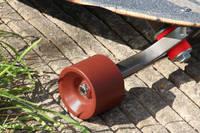 Chestnut Brown Pigmented Skateboard Wheel Thumbnail